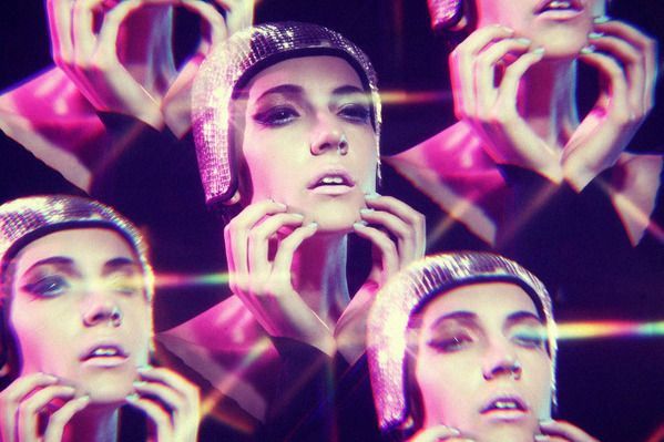 TECHNICOLOR by DUO STYLE , via Behance