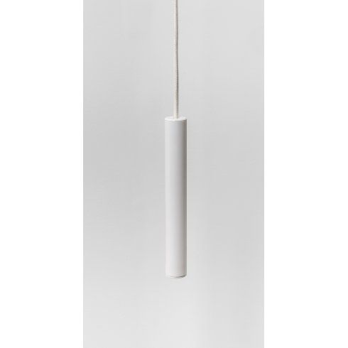 Astro lighting ariana single light led ceiling pendant in white finish lighting type from castlegate