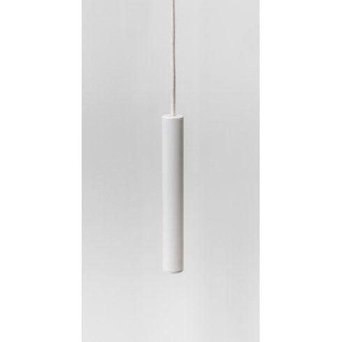 Astro lighting ariana single light led ceiling pendant in white finish lighting type from castlegate