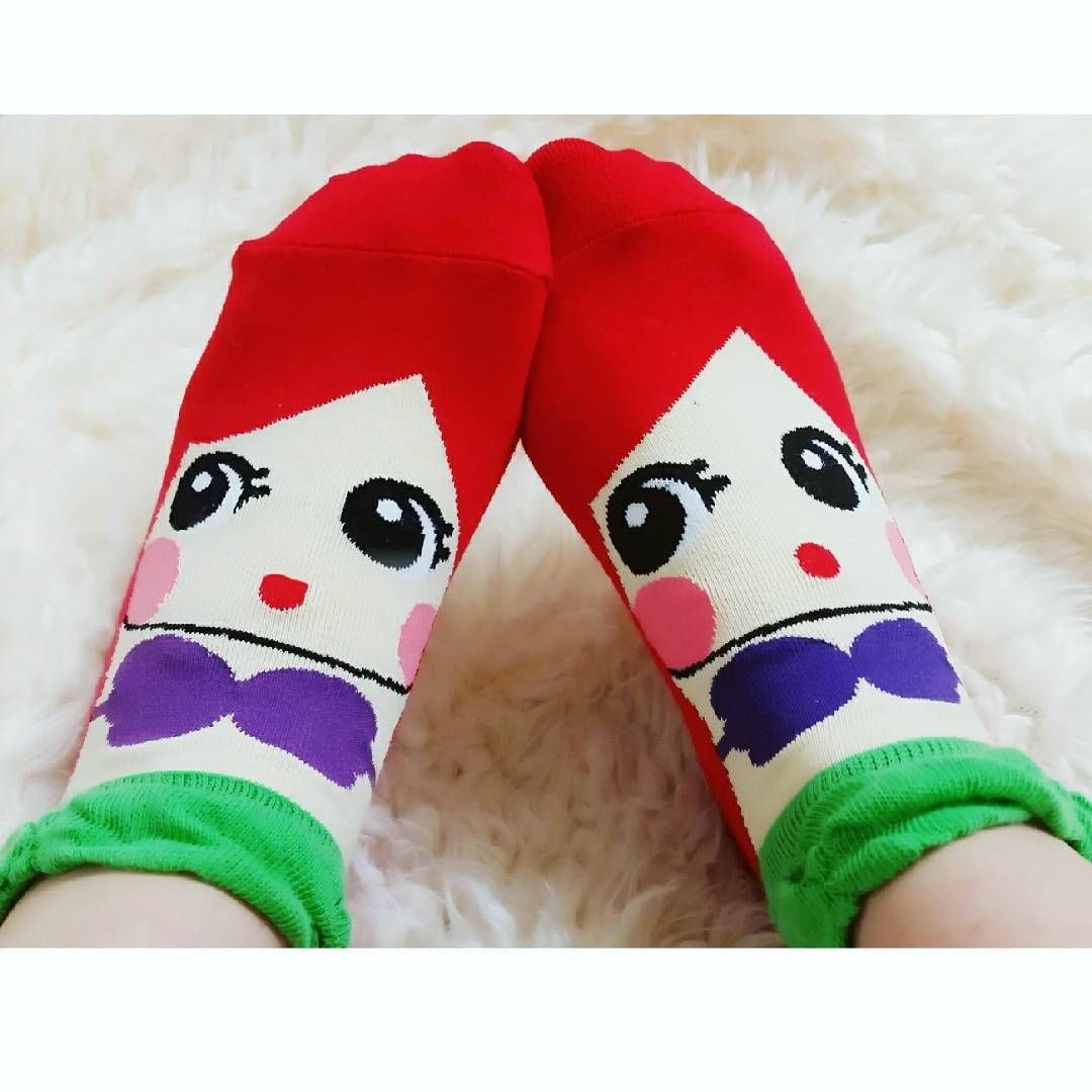These socks are just too cute lol the link is in the description of