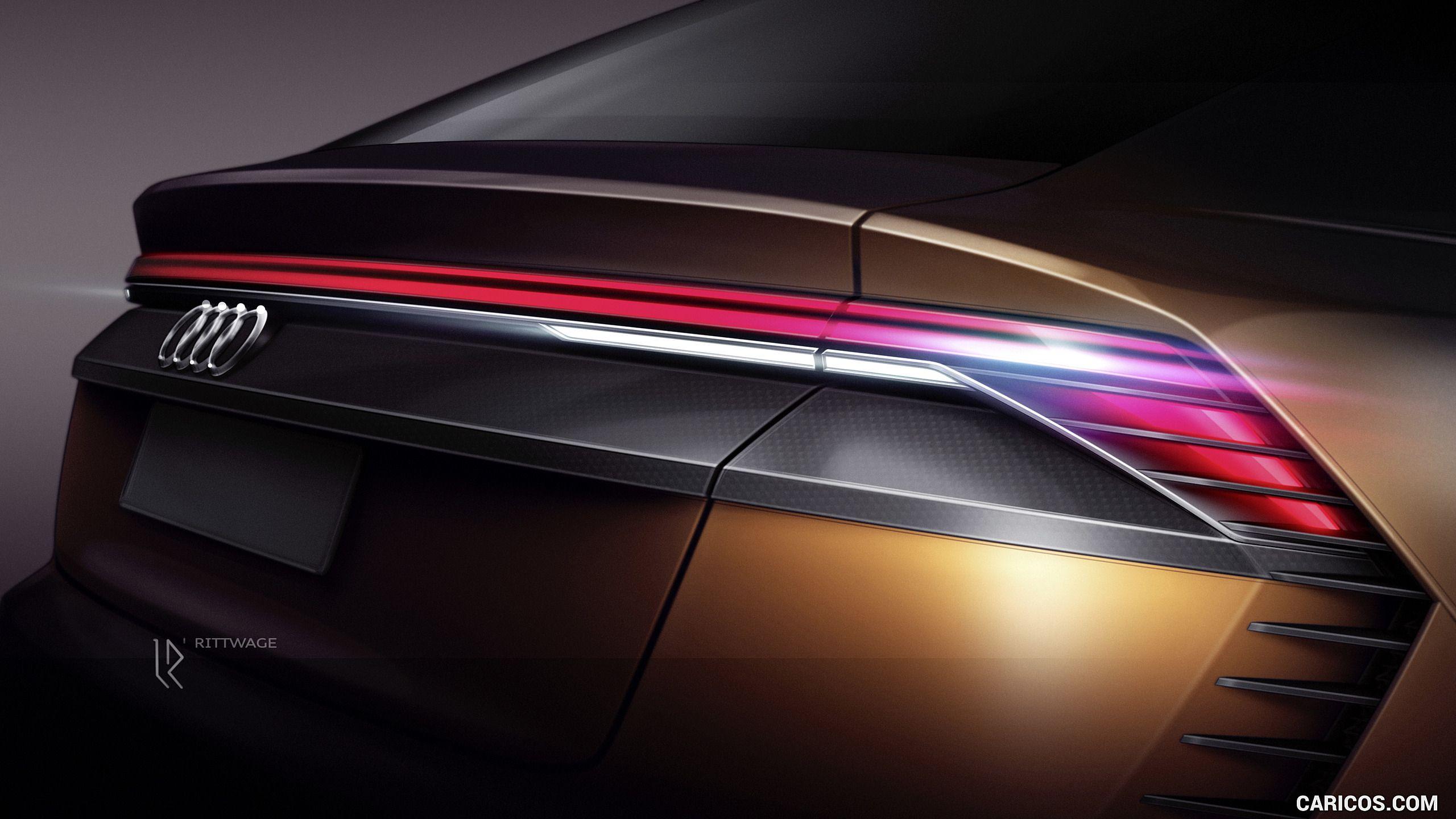 2017 Audi Q8 Sport Concept Wallpaper Automotive Design Car Design Sketch Audi