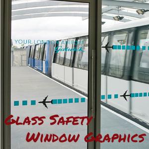 Glass Manifestation and Building regulations 2000 Part M
