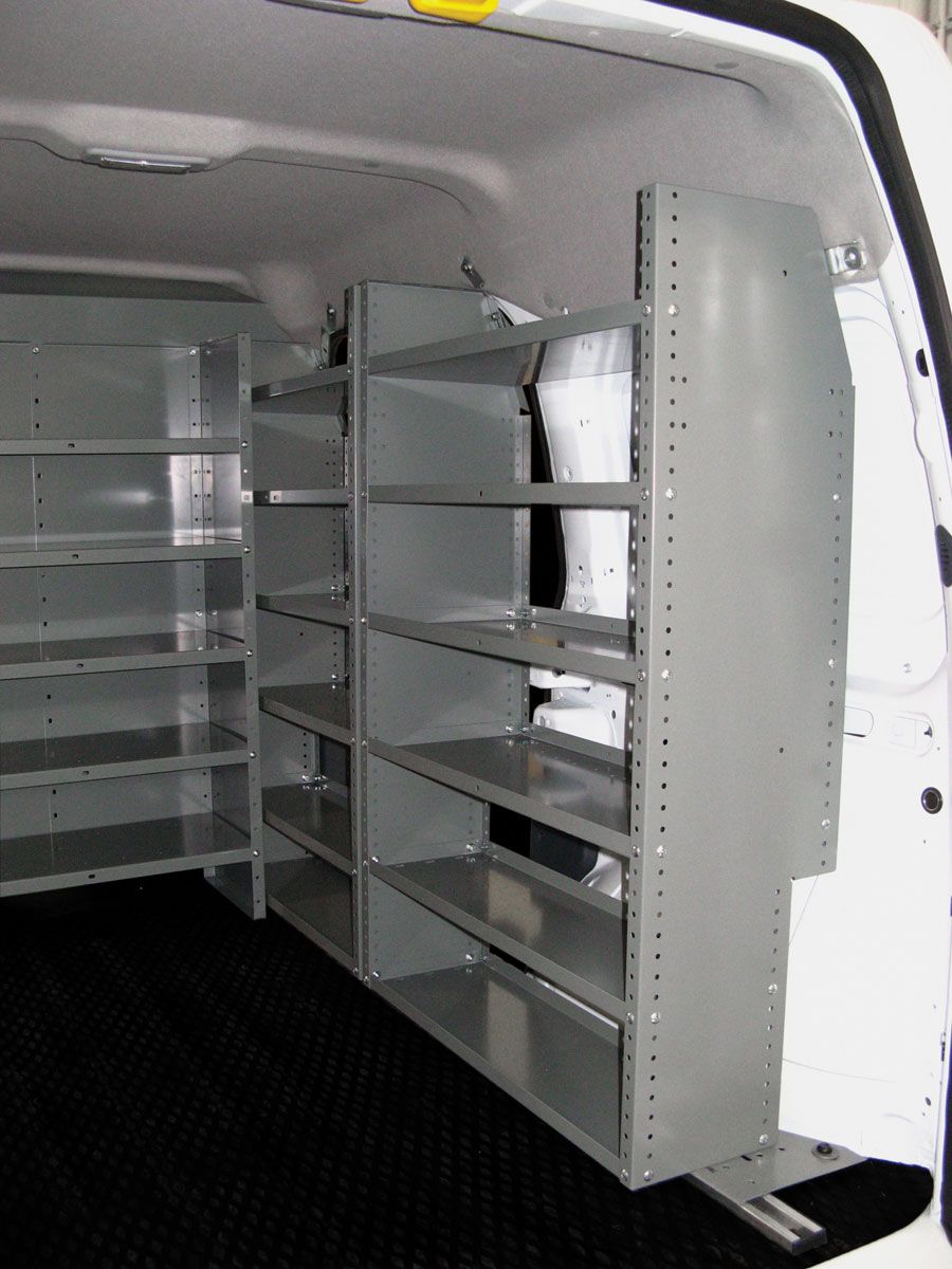 Commercial Van Interiors >> Hvac Package For Transit Connect Commercial Van Interiors