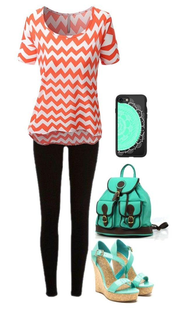 """""""Chloe 5"""" by pokemonfan701 on Polyvore featuring Casetify and River Island"""