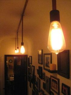 Track Lighting With Vintage Look 100 Copper Conduit Insulated Ul Ceramic Fixture