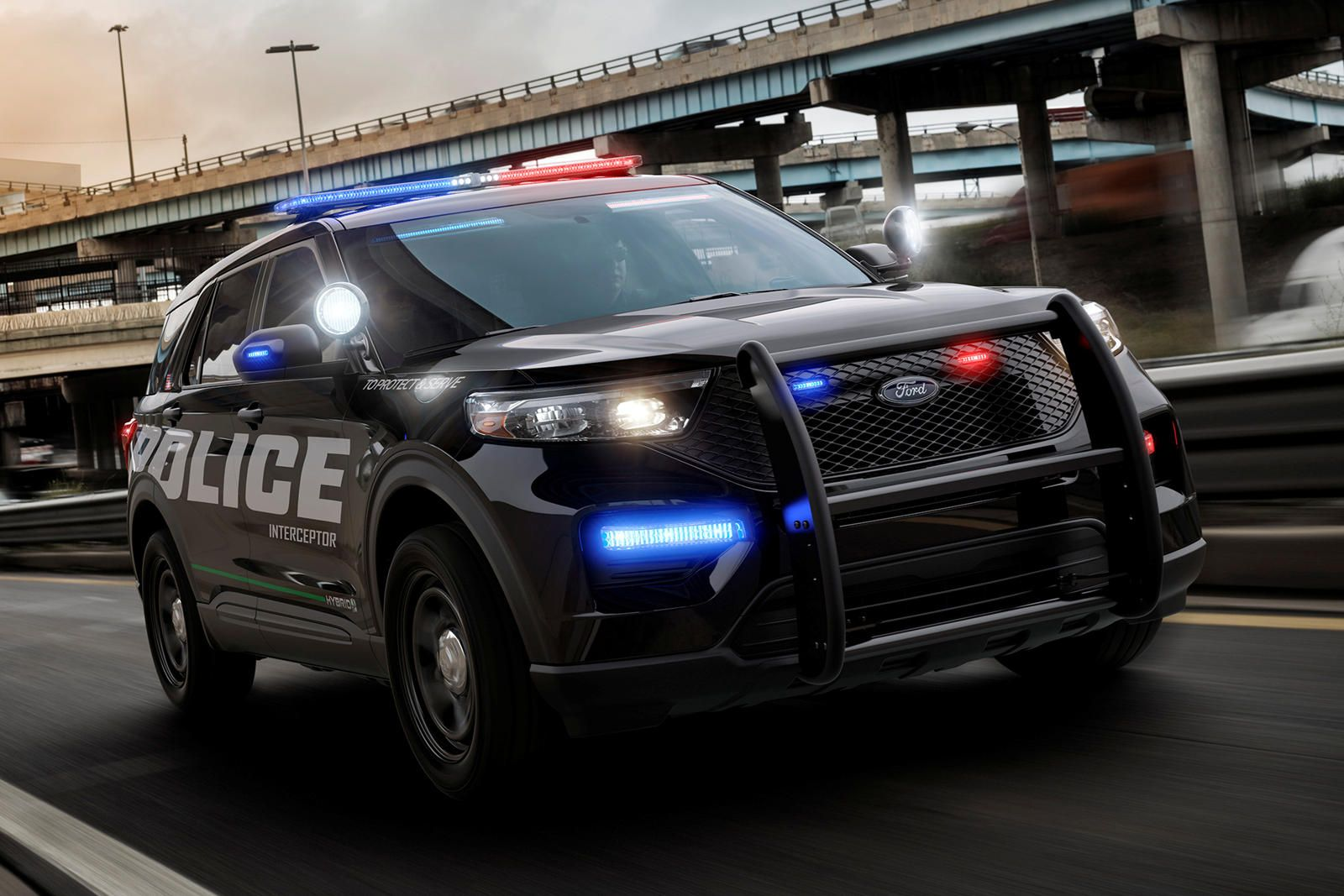 This Is The All New 2020 Ford Explorer Police Interceptor Ford