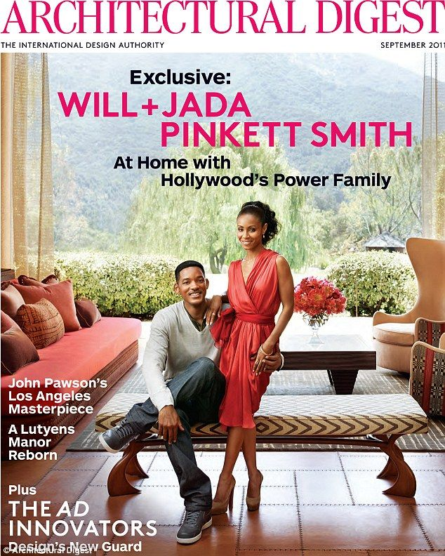 Inside Will Smiths Mega House Architectural Digest Design