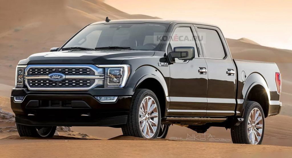 2021 Ford F 150 Production Starting In September Orders Opening In
