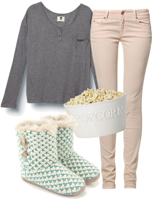 """going to the movie theater"" by the-one-and-only-me ❤ liked on Polyvore"
