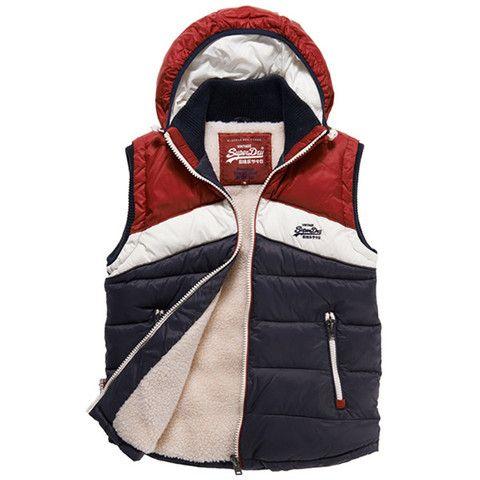secretamente Persona enferma Eficiente  Vintage Superdry Winter Down Vest | Chaqueta hombre, Chaquetas y Chaleco  acolchado