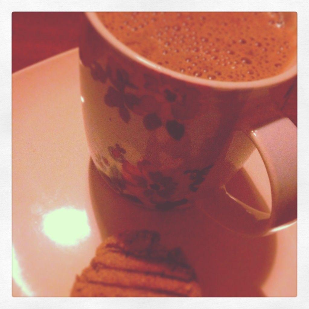 Heavenly Hot Chocolate #Paleo