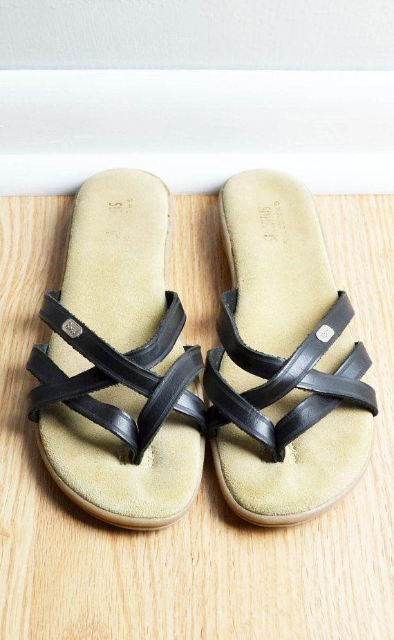 Bass sandals, Shoes flats sandals