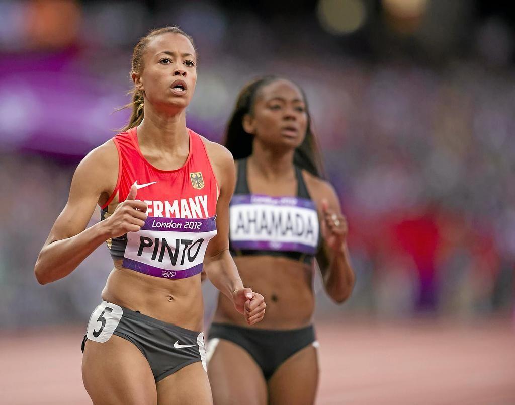 tatiana pinto sprinter germany sports queens. Black Bedroom Furniture Sets. Home Design Ideas