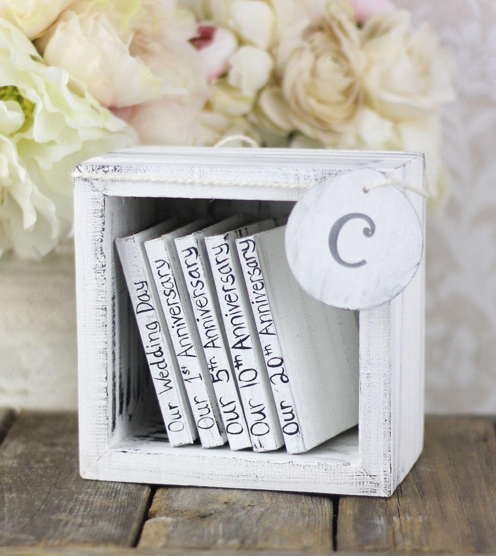 Wedding Guest Book Shabby Chic Wedding item S10504 by braggingbags ...