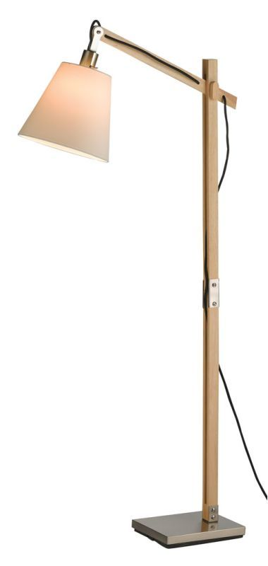 Adesso 4089 walden 1 light 365 tall boom arm floor lamp with adesso 4089 walden 1 light 365 tall boom arm floor lamp with fabric shade natural mozeypictures Image collections