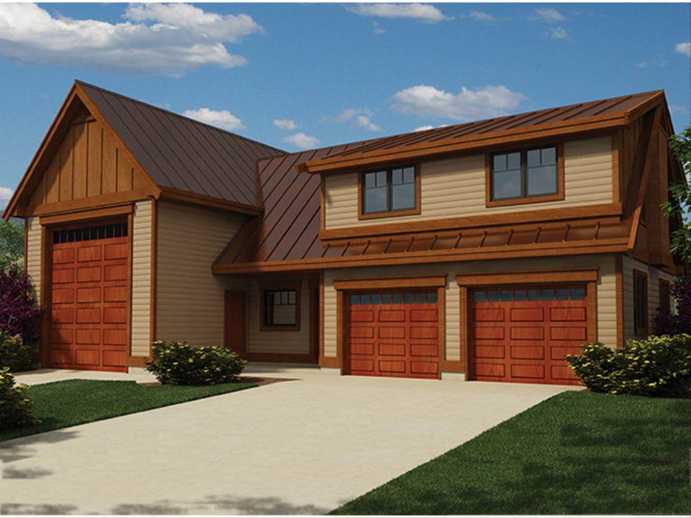 Traditional Style House Plan 2 Beds 1 5 Baths 1173 Sq Ft Plan 118 168