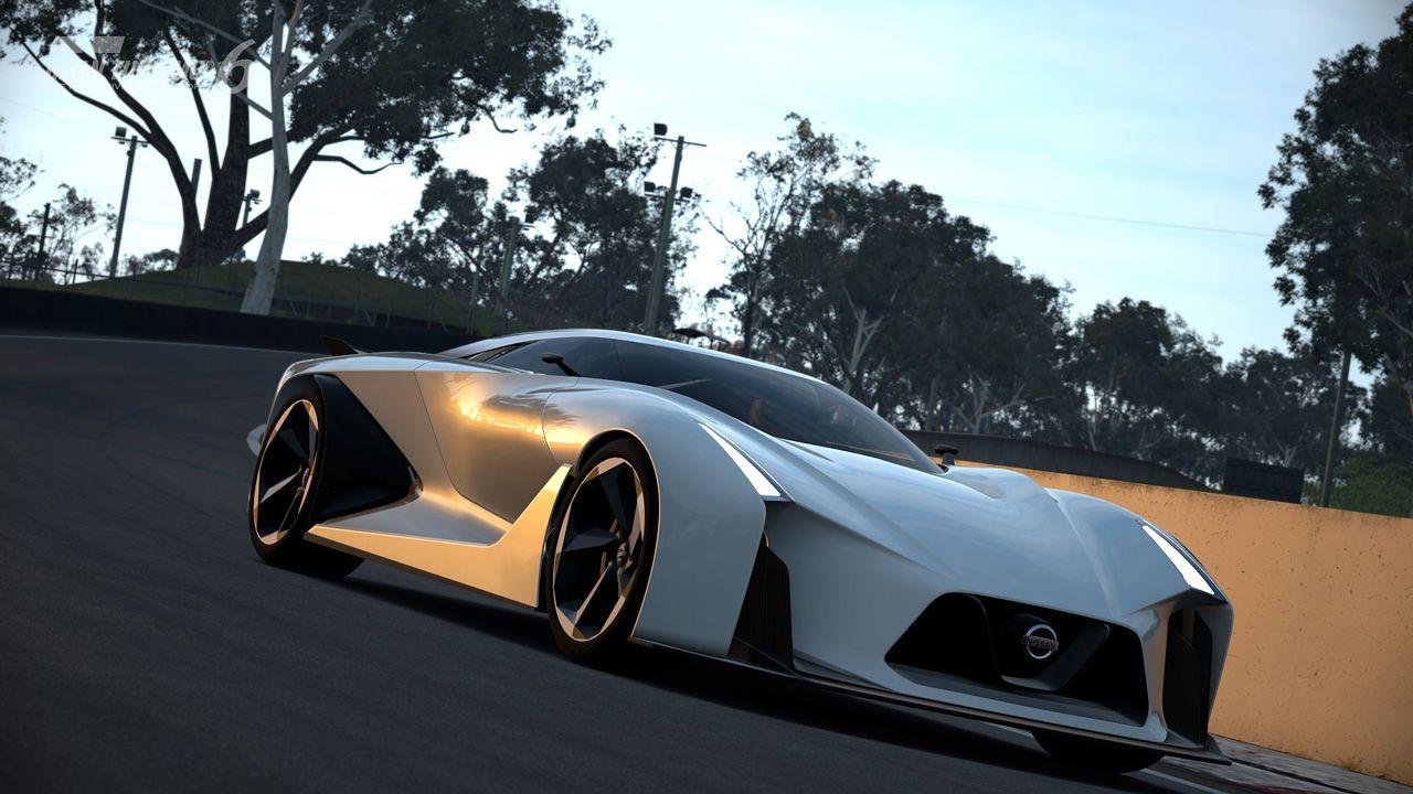 NISSAN CONCEPT 2020 Vision Gran Turismo コンセプトカー