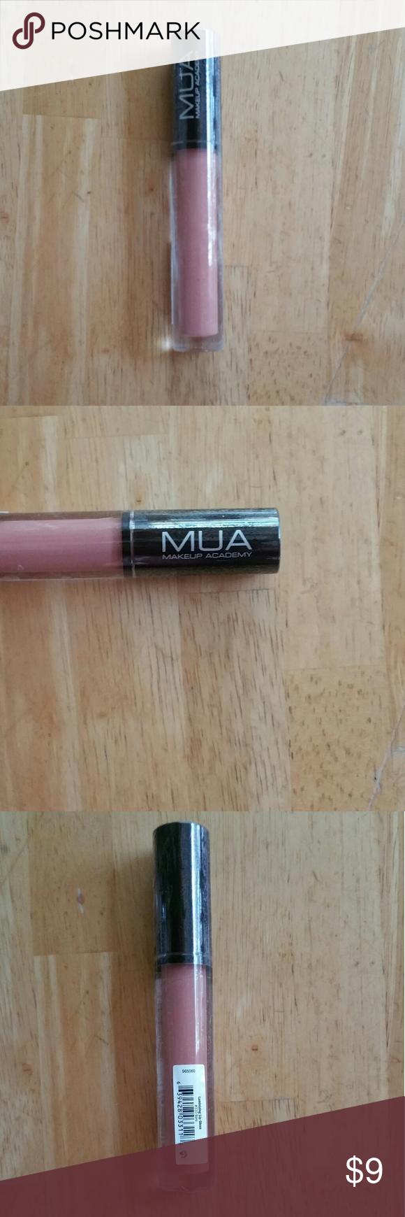 Makeup Academy (MUA) Luminizing Lip Gloss Bare NEW NWT in