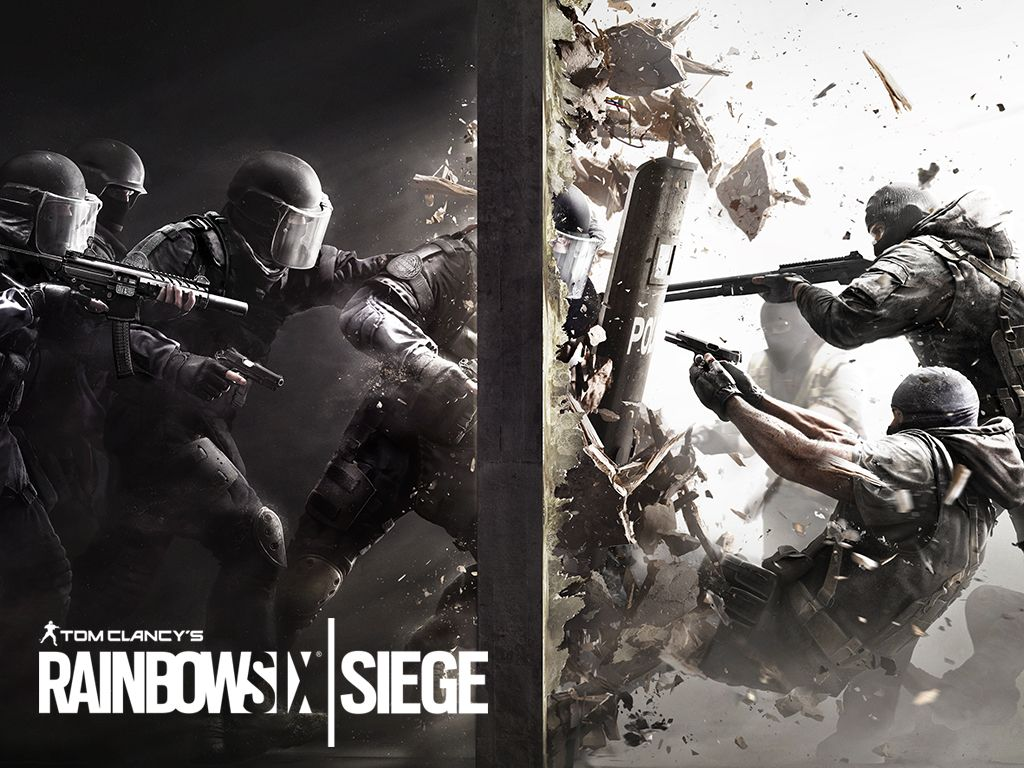 Wallpapers Tom Clancy S Rainbow Six Rainbow Six Siege Poster