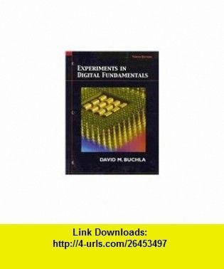 Experiments for digital fundamentals 9780137129652 david m buchla experiments for digital fundamentals 9780137129652 david m buchla isbn 10 davidtutorialscheap booksexperimentpdf fandeluxe Gallery