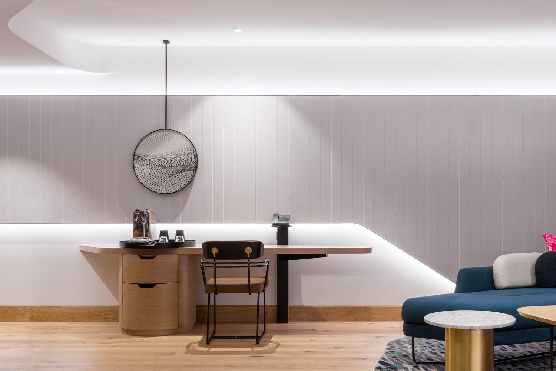 W Hotel Brisbane By Nic Graham Associates Interior House