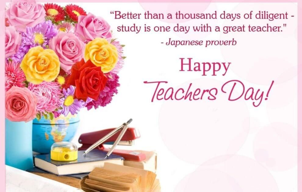 Best Happy Birthday Wishes For Teacher Images Quotes And Messages