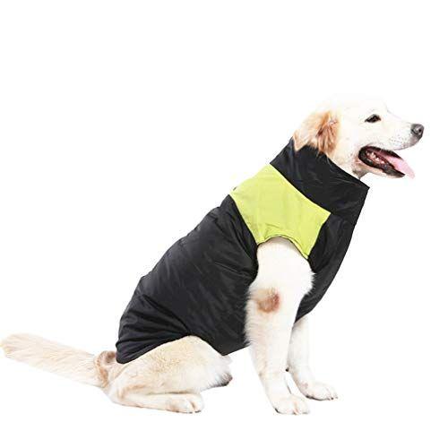 Photo of Mama Stadt Ropa para mascotas Perros Invierno Chaleco cálido Abrigo de algodón Abrigo …