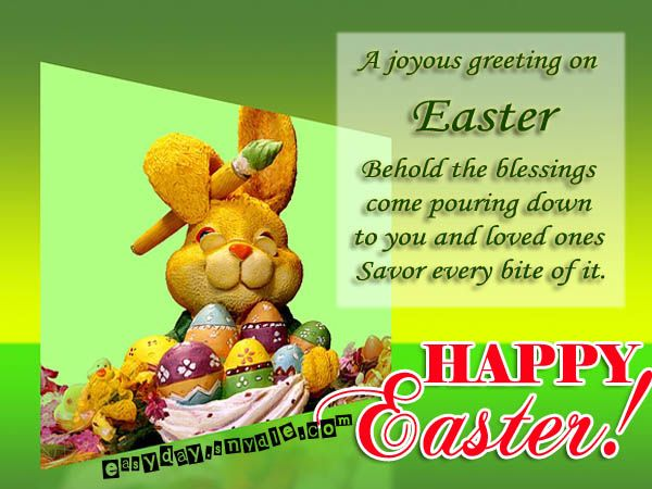 Easter greetings messages and religious easter wishes easter easter greetings messages and religious easter wishes m4hsunfo Gallery