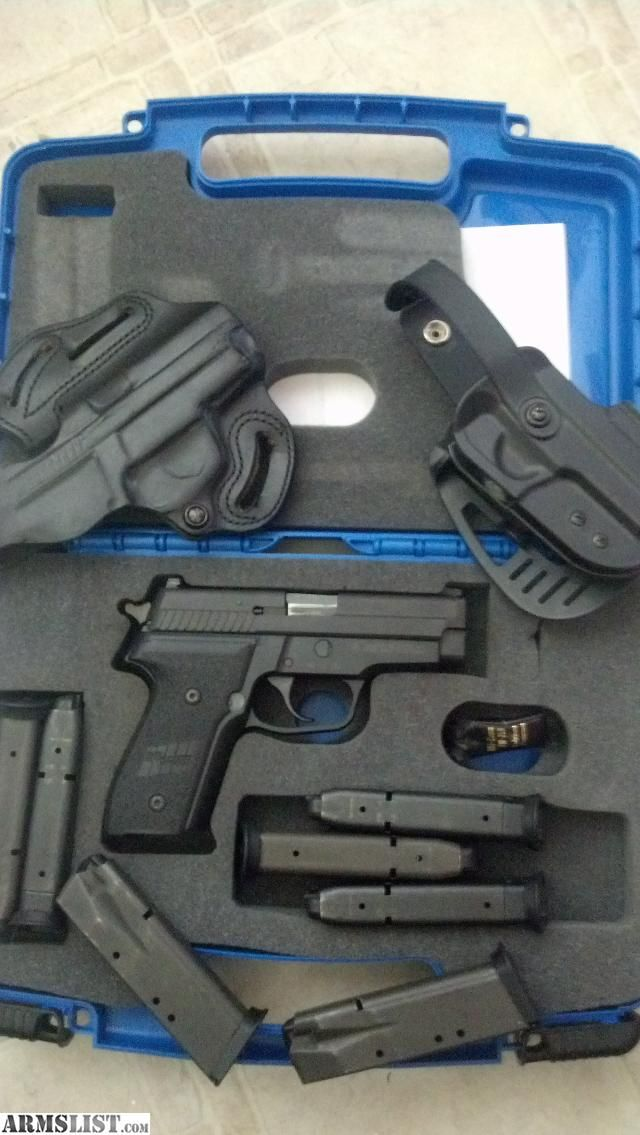 sig-sauer-p229-with-7-mags-2-holsters-found at breakupgoods.com