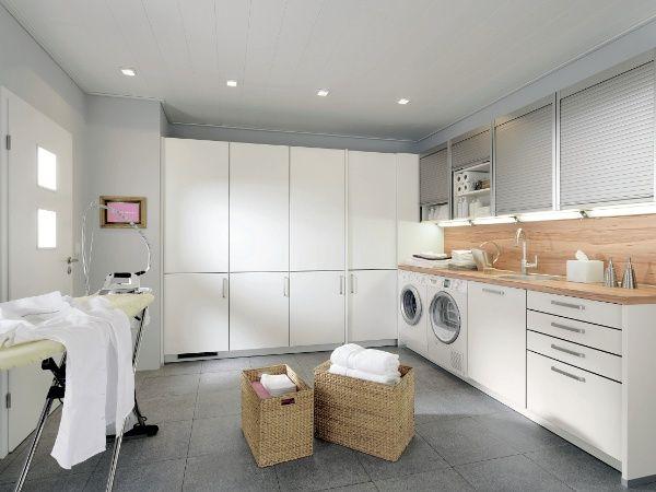 Einbauküchen Hauswirtschaftsraum Pinterest Laundry, Laundry - einbauküchen für kleine küchen