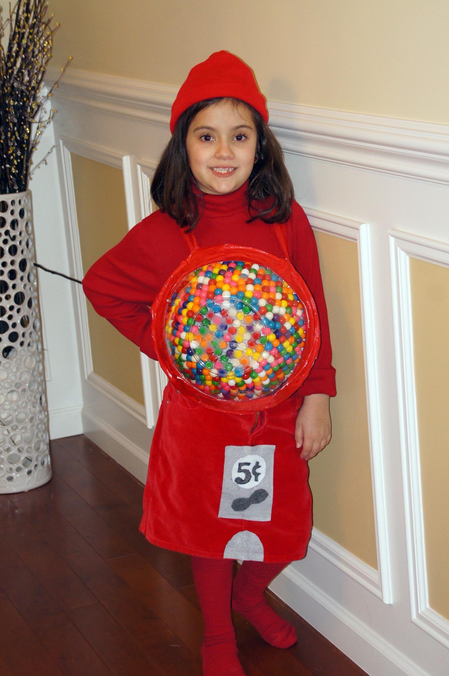 gum ball machine costume | is for red gumball machine costume