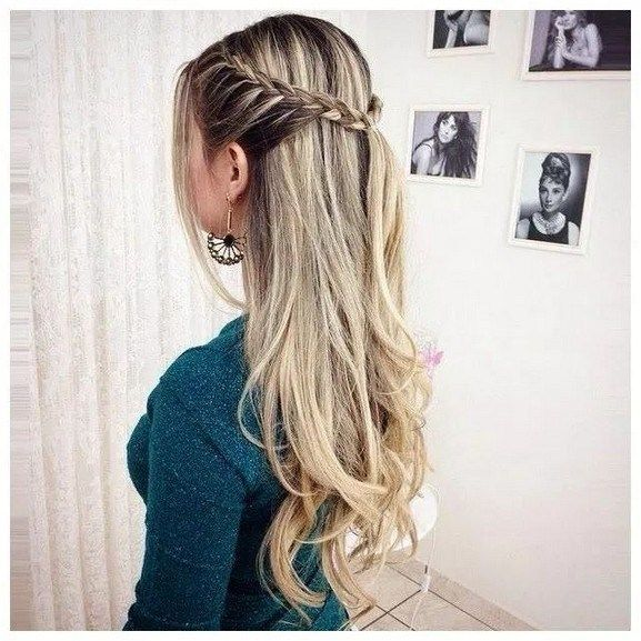 54 Easy Formal Hairstyles For Long Hair 27 Braided Hairstyles Easy Long Hair Styles Easy Braids