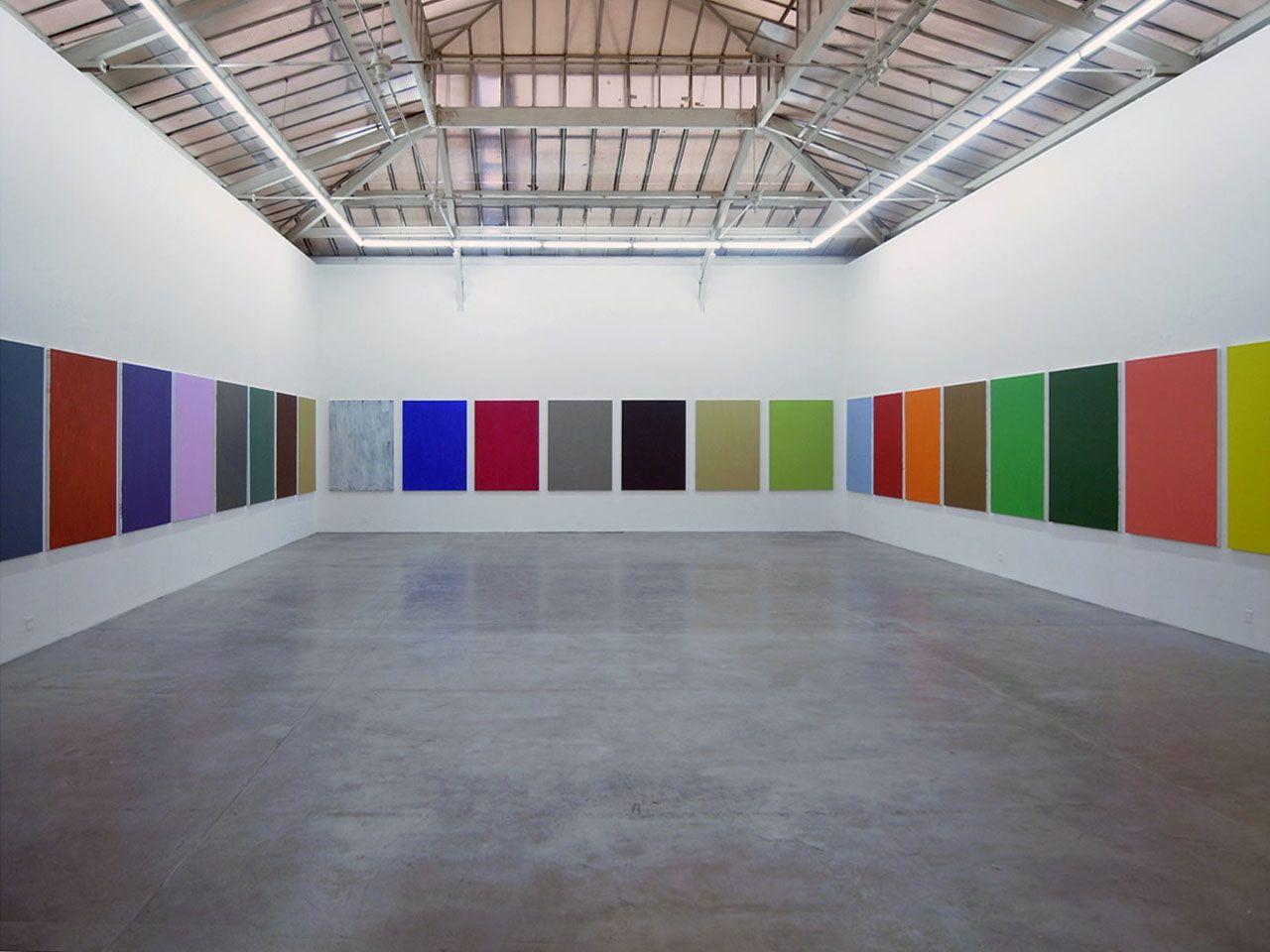 Galerie Yvon Lambert Fondation Cartier Peinture