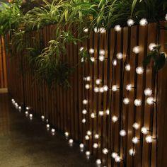 luces colgantes para jardin google search