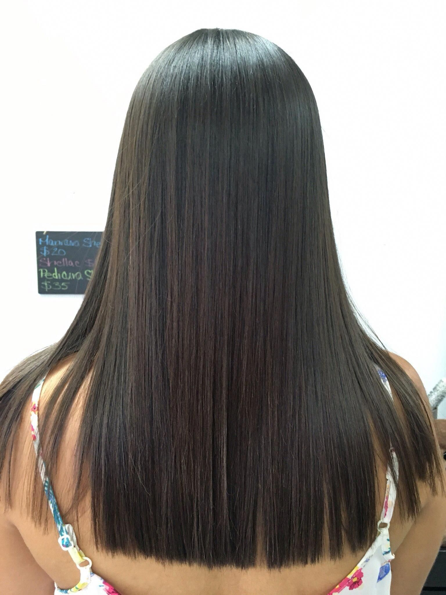 How Should Hair Extensions Be? Super long hair is