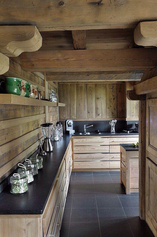cuisine montagne cuisines design