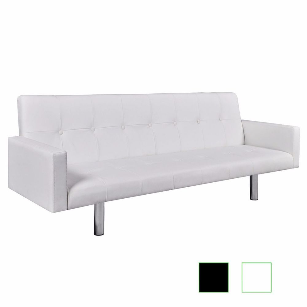 Artificial Leather Sofa Sleeper Living Room Furniture