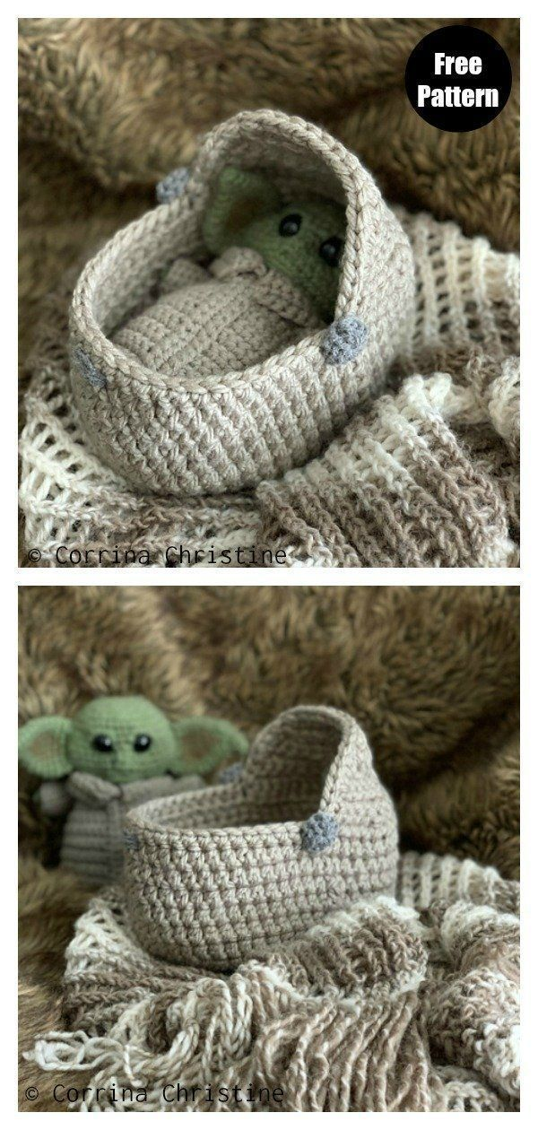 Photo of Baby yoda – knitting is as easy as 1, 2, 3 knitting is done in three ways … – Wellecraft,  …