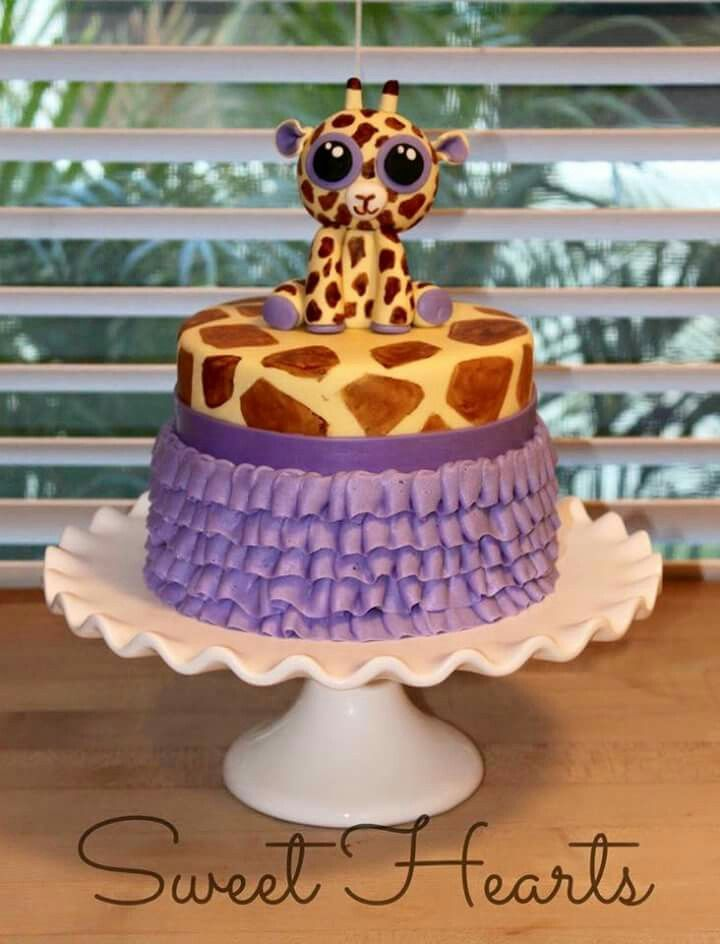 25eda25aa0f Beanie boos cake