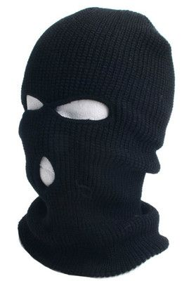 Warm Full Face Cover Winter Ski mask- need one of these for those cold boot  camp nights outside. 04f658ff0