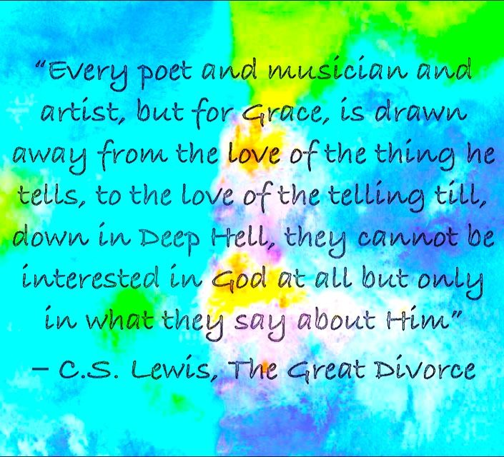 a review of the great divorce by cs lewis Pages home fiction titles reviewed non fiction titles reviewed about me fun discussions.