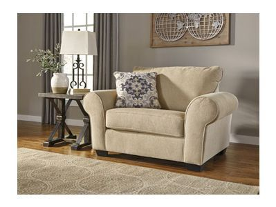 Ashley Furniture Denitasse Chair And A Half 8490423 379 Furniture Ashley Furniture Chairs Living Room Chairs