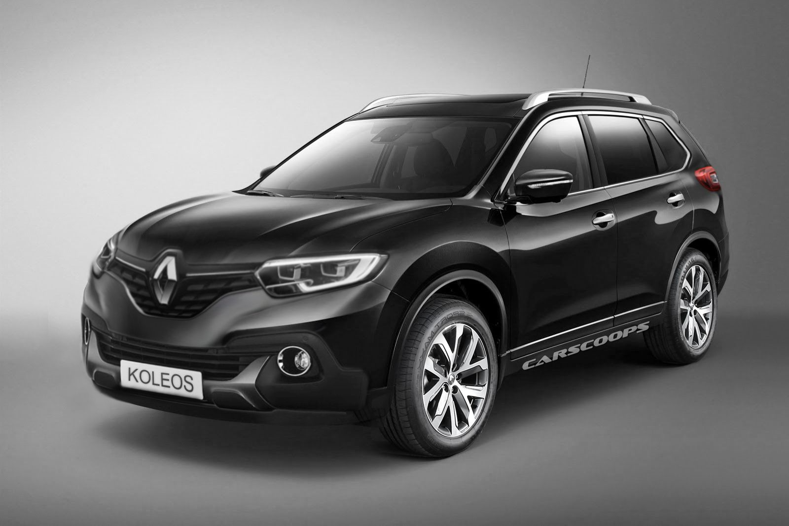 renault koleos 2017 atelier - photo #16
