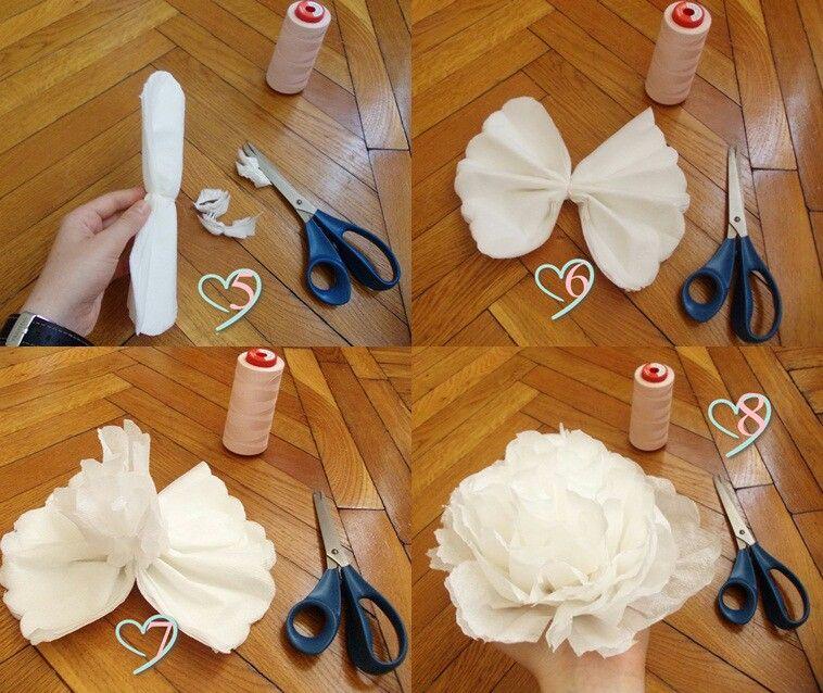 Cum se face un pampon
