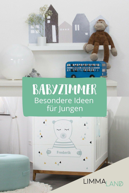 Es Ist Ein Junge Un Ddu Möchtest Auch Ein Schönes Babyzimmer Für Deinen Kleinen Sohnemann Einrichten Das Neutrale Babyzimmer Babyzimmer Ideen Babyzimmer Deko
