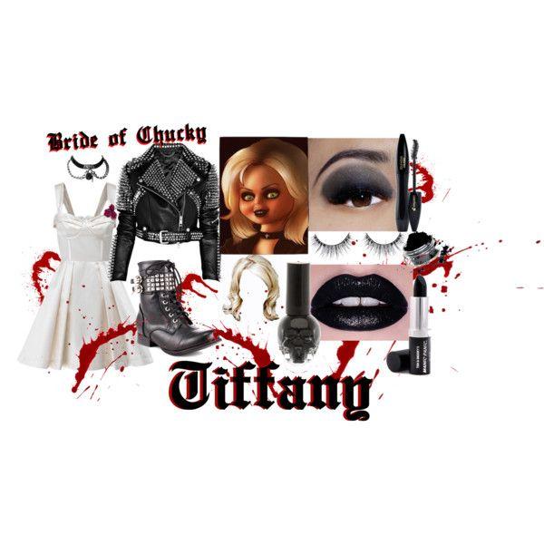 Tiffany Bride Of Chucky Tattoo