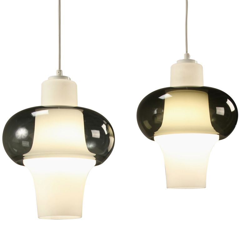 Large Quantity Old Stock Tapio Wirkkala  4617 Pendants | From a unique collection of antique and modern chandeliers and pendants  at https://www.1stdibs.com/furniture/lighting/chandeliers-pendant-lights/