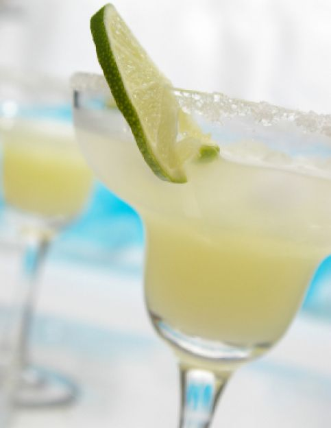 Down And Dirty Frozen Margarita Recipe Food E Licious
