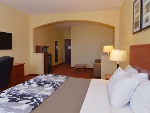 Sleep Inn & Suites New Braunfels (TX), United States