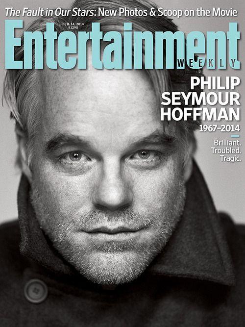 This week, EW pays tribute to Philip Seymour Hoffman..